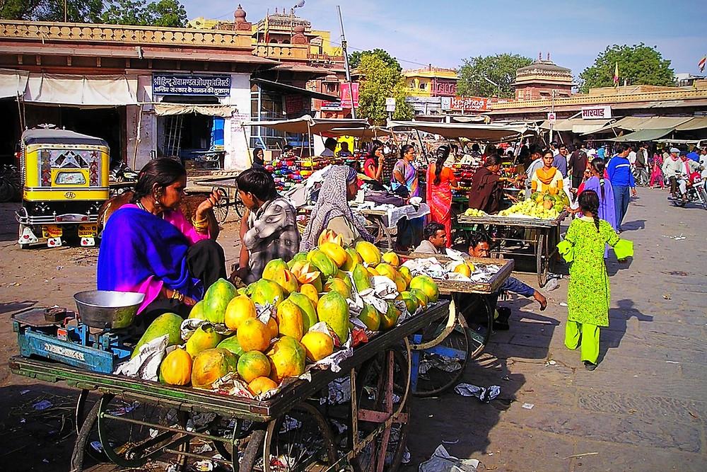 Local Neighbourhood Food Bazaar