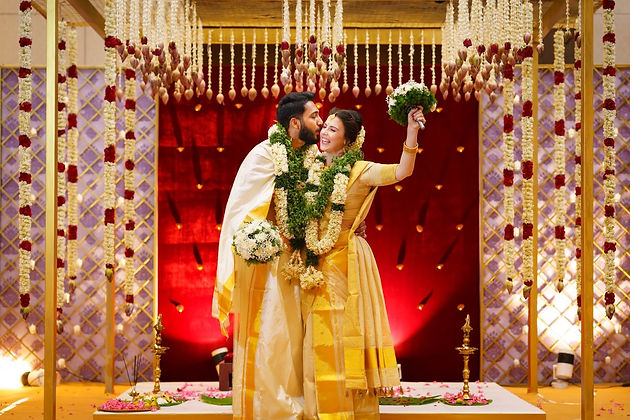 Guest Post: My Big Fat Kerala Nair Wedding