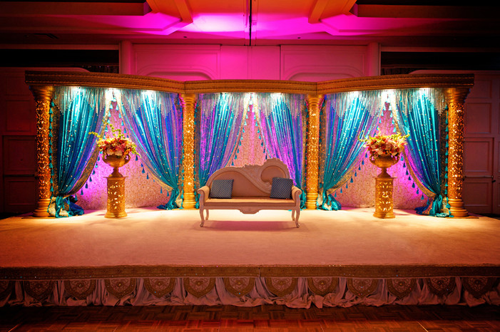 A Punjabi Wedding Palace