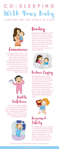 5 Reasons Why You Should Co-Sleep With Your Baby