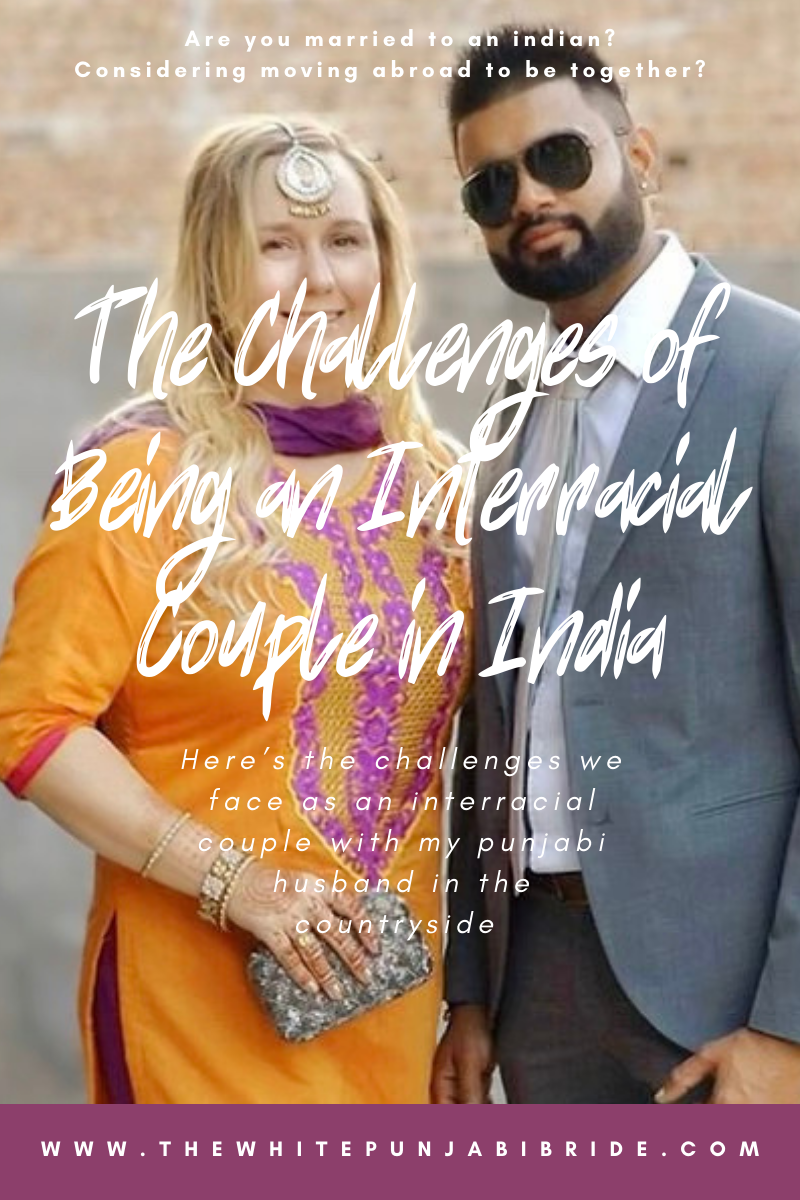 The Challenges of Being an Interracial Couple in India