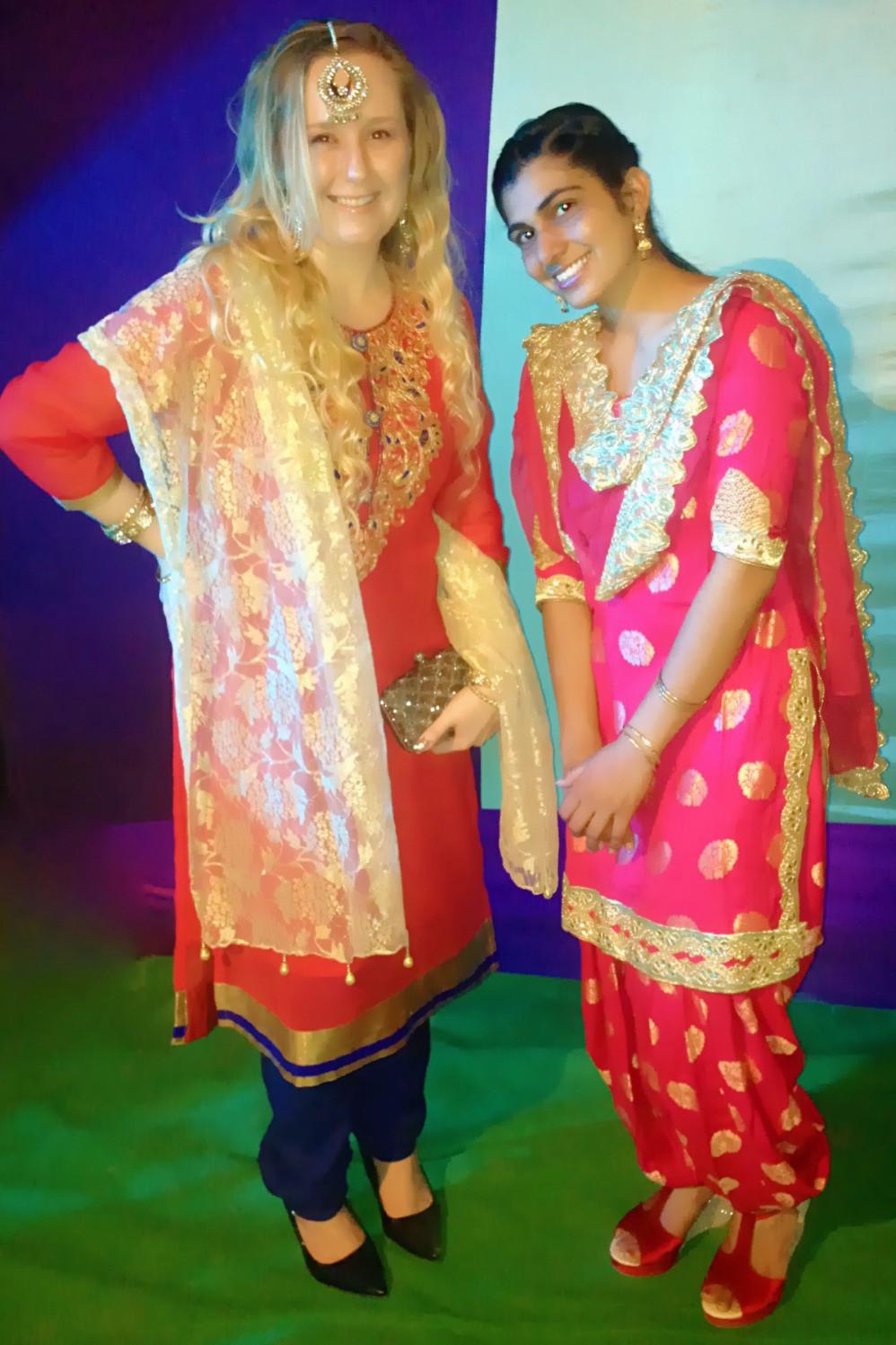 My Punjabi Fashion Sense