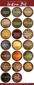 A Visual Guide To The Different Varieties Of Lentils