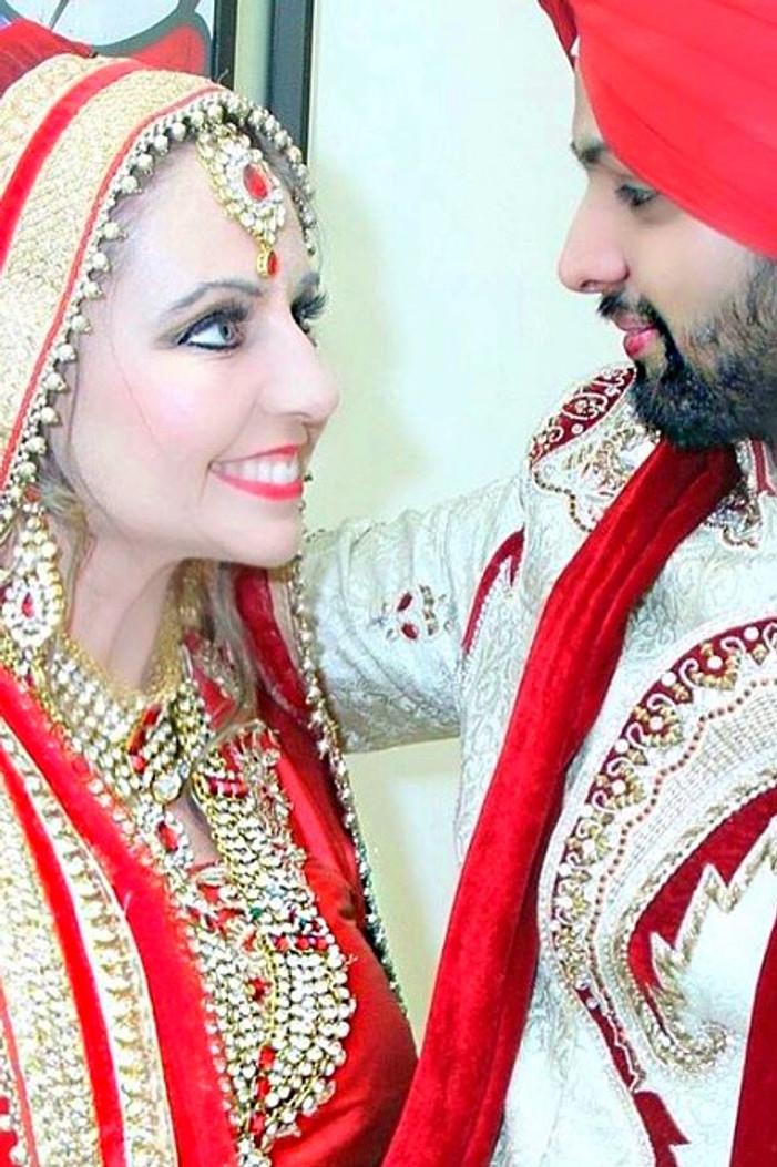 My Fat Punjabi Sikh Wedding Story Lisa Manny