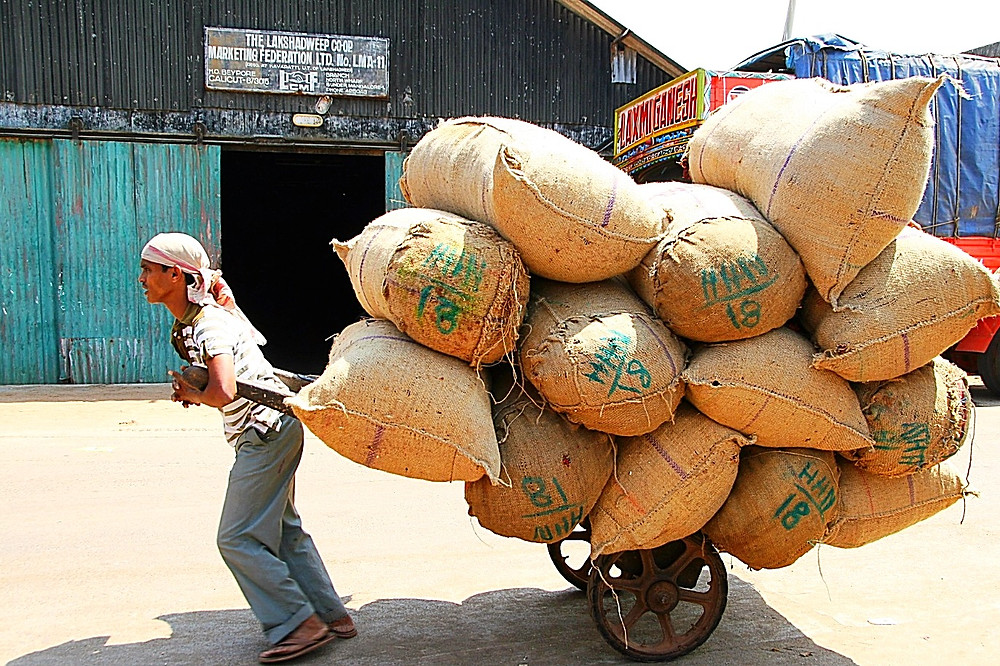 Pulling Heavy Load