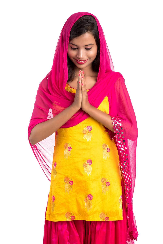 Punjabi Greeting