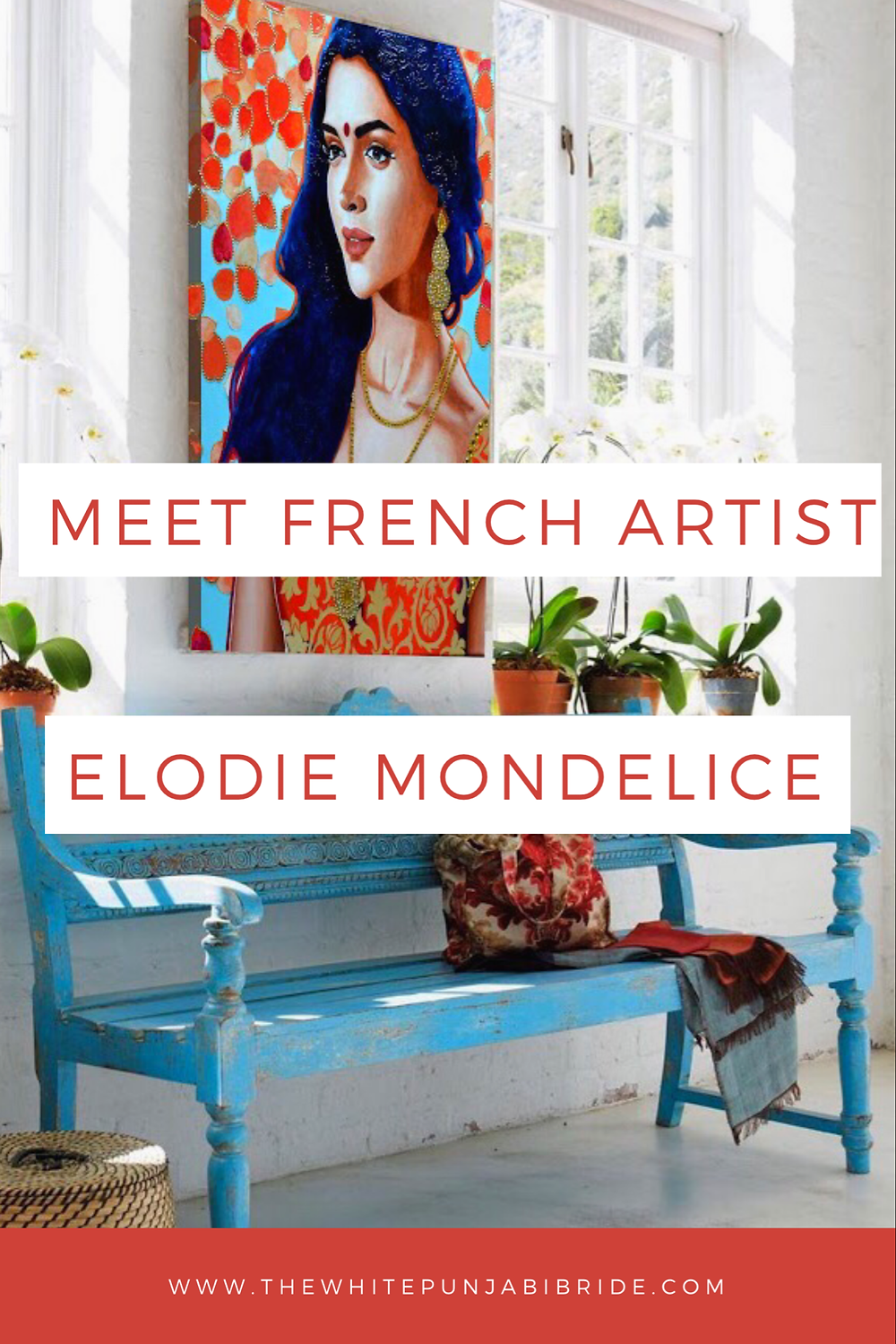 Meet French Artist Elodie Mondelice