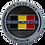 Thumbnail: Coin-Pièce Thin Belgian Blue Line