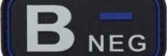 Blood Type B-