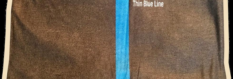 Tour de cou / Sjaal Thin Blue Line
