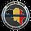 Thumbnail: Ecusson / Patch Belgian Blue Line - Soutien/Steun