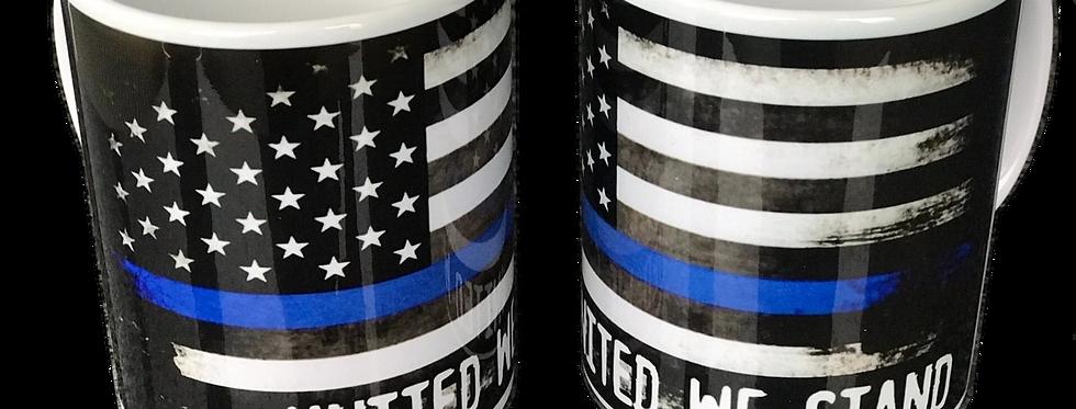Mug USA Thin Blue Line