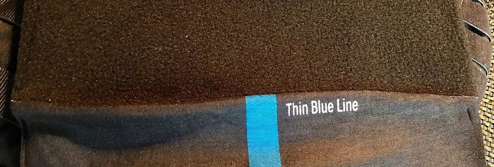 Tour de cou + fleece / Sjaal + fleece Thin Blue Line