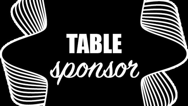 Table Sponsor