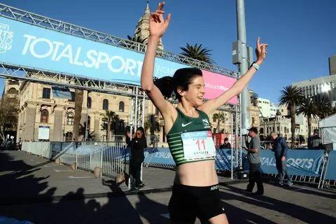 Annie Bothma set to make marathon debut in Cape Town