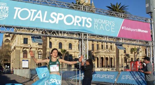 Annie Bothma triumphs at Totalsports womens day 10km Challenge