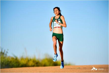 Annie Bothma Returns - Nedbank Running Club