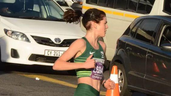 Annie Bothma wins Totalsports Women's 10km Race