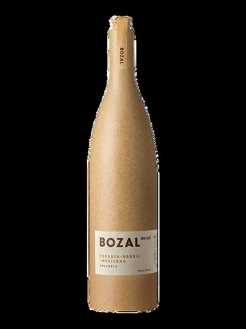 Bozal Ensamble Espardin-Barril Mezcal