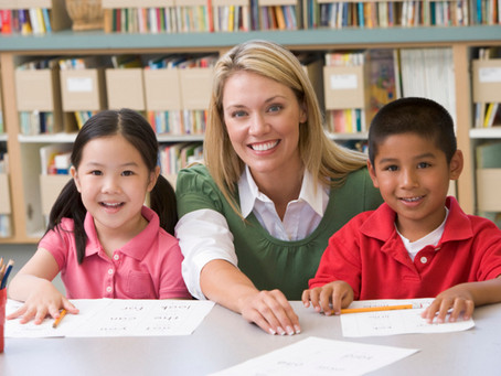 The Top Ten Best Things about Being a School SLP
