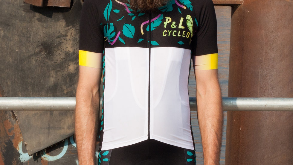 Parts & Labour Cycles Jersey