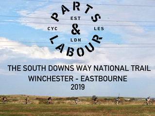 The South Downs Way National Trail 2019.
