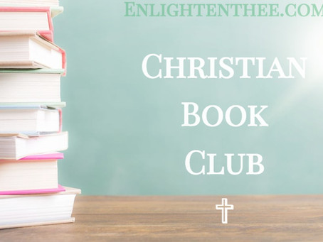 📖 ✞  Christian Book Club  ✞ 📖