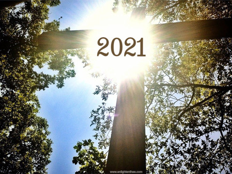 God is Good - Happy New Year! ~2021~