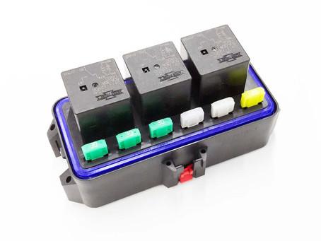 IP Relay & Fuse BOX Type-2