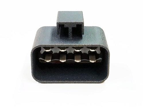 IPクイックカプラーRB26DETTインジェクター短絡用