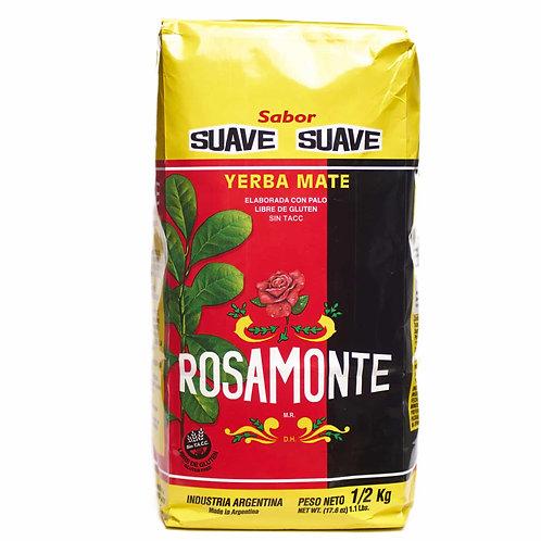 Rosamonte suave (mild)