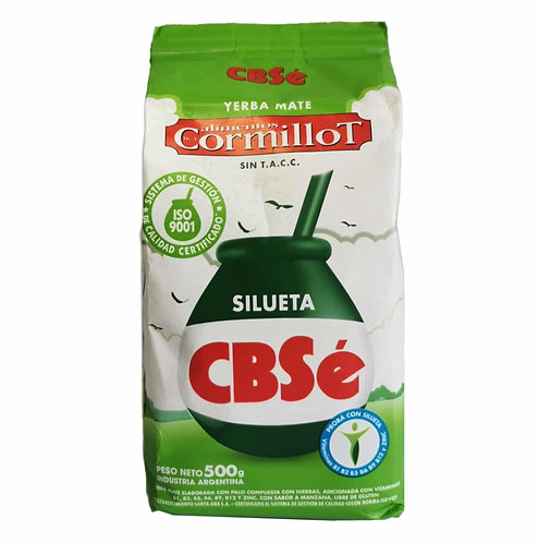 CBSé Silueta Verde (fruchtig)
