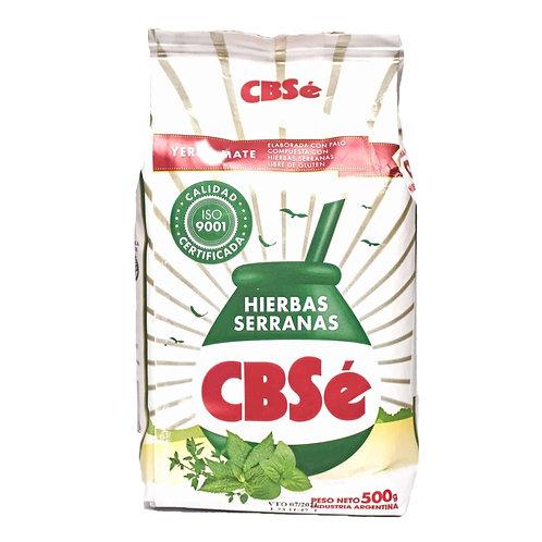 CBSé Hierbas Serranas