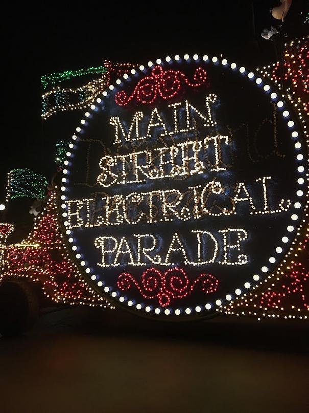 Spotlight On: Main Street Electrical Parade