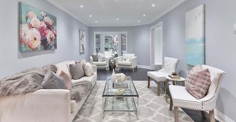 residential sitting room