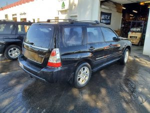 2006 Forester right rear