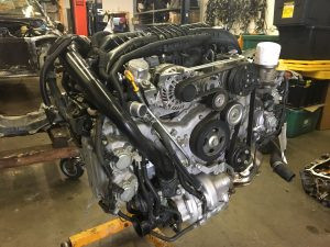 2016 Subaru WRX fa2.0 f turbo engine