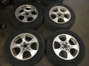 Subaru Forester wheels