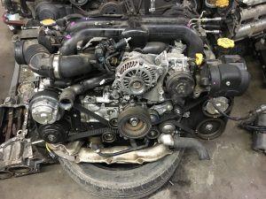 2009 legacy GT engine
