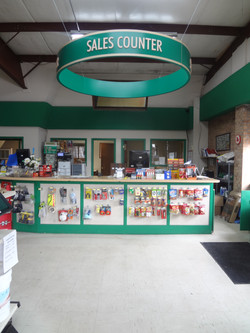 Griffin Lumber Customer Service Desk