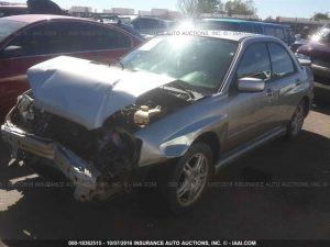 2005 Subaru RS sedan LF