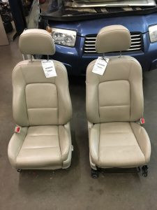 2006 Outback front seats