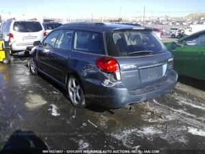 2005 Subaru Legacy GT Wagon LR