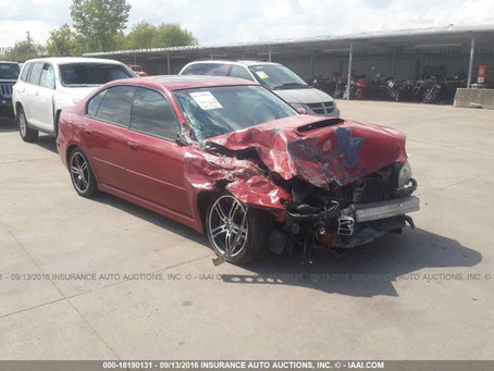 2005 Subaru Legacy GT complete part out