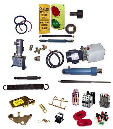 Summit Equipment, lights, fans, guardrails, wheather seals