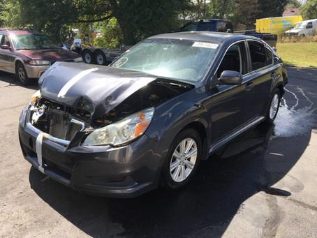 2011 Subaru Legacy 2.5i 70k Auto CVT Gray