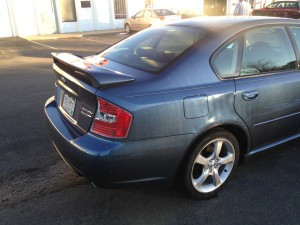 2005 Subaru Legacy GT RR
