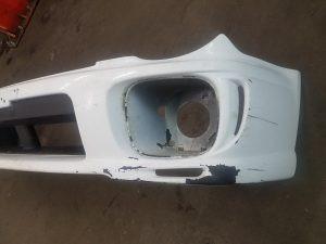 2002 Impreza front bumper