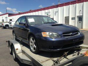 2005 Subaru Legacy RBP RF