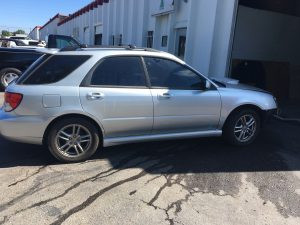 2004 wrx right side